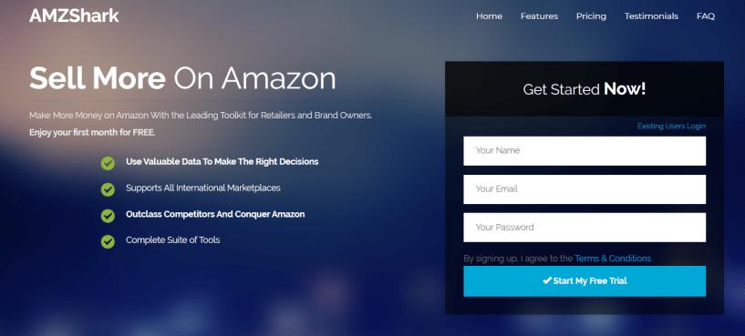 AMZShark- Amazon Seller Tools