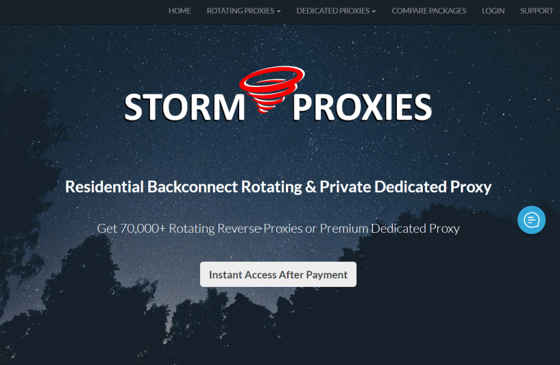 StormProxies Reviemrw With Discount Coupon- Storm Proxies