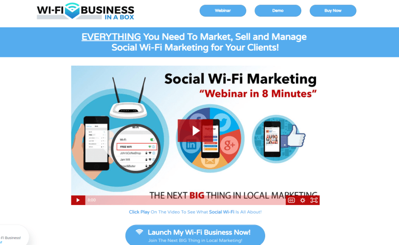 How To Launch Your Wi-Fi Business- MyWi-FI Business