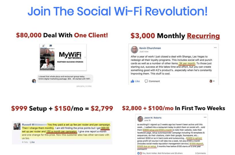 social wifi marketing business reviews
