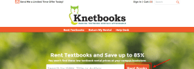 Knetbooks coupon code -login page