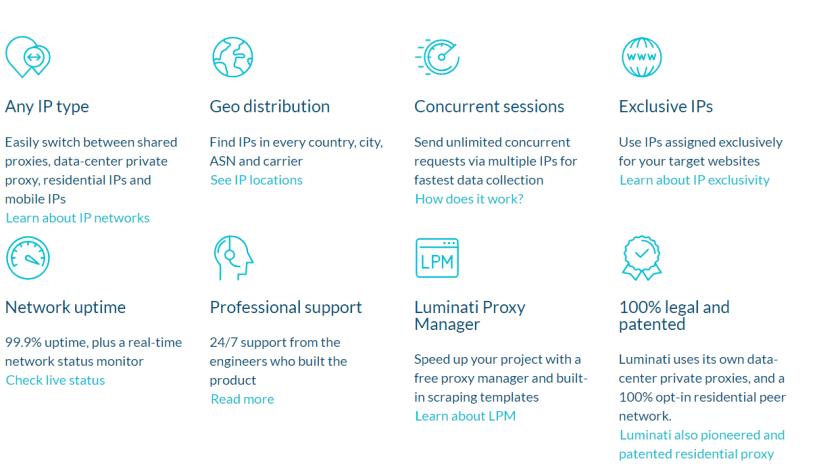 Luminati.IO Review - Proxy Services