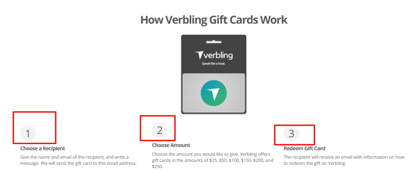 Verbling review - offer