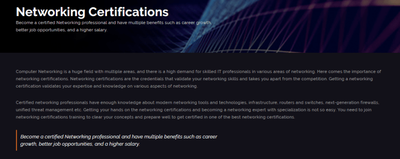 Whizlabs Review With Discount Coupon- Networking Certifications
