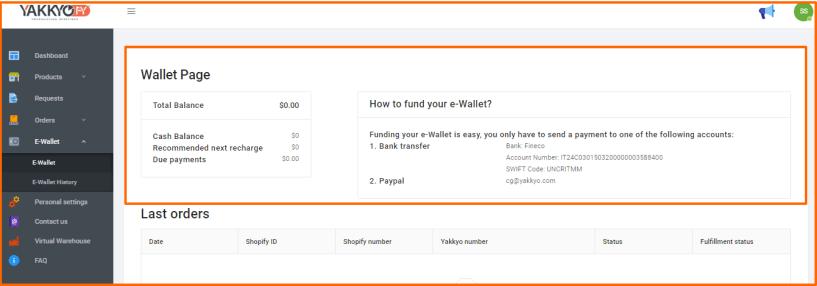 Yakkyofy Review- E-Wallet