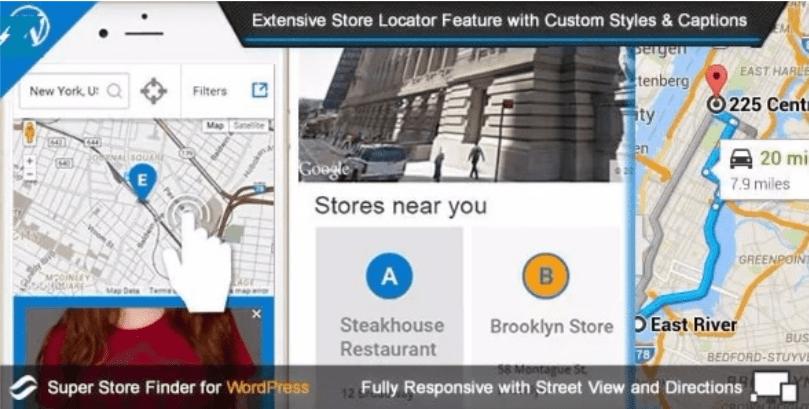 11 Best WordPress Store Locator Plugins- Super Store Finder