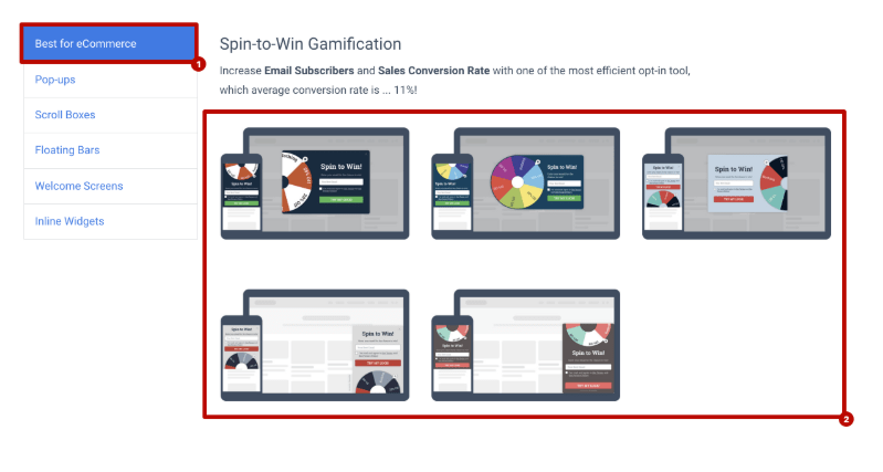 Growth Hacks for Bloggers - Create a Spin-to-Win Gamification