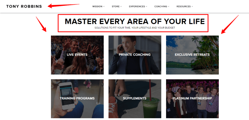 Tony Robbins Courses Review- Master Every Area Of Your Life Course