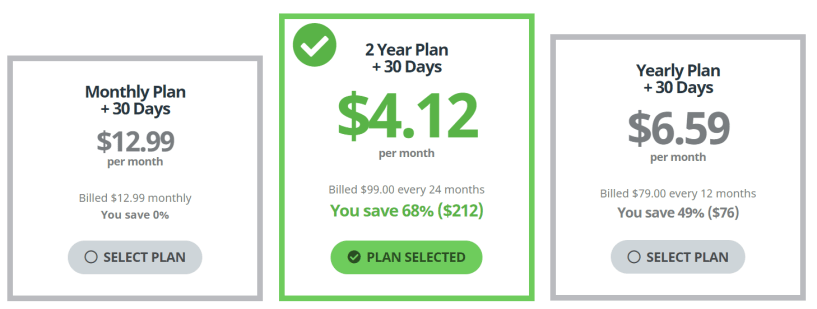 Buffered VPN Review- Pricing Plans Offered