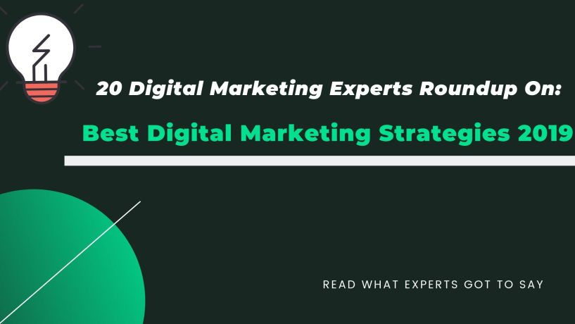 Digital Marketing Experts Rounup