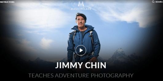 Jimmy Chin MasterClass Review - enjoy a advanture