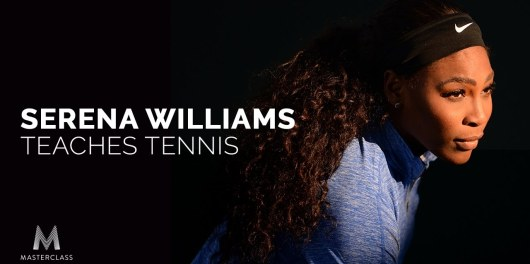 Serena Williams Masterclass Review