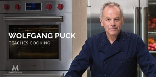 Wolfgang Puck Masterclass Review
