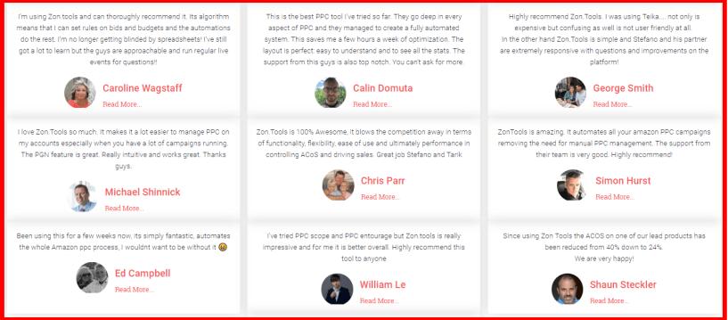 Zon Tools Review- Customer Reviews 2