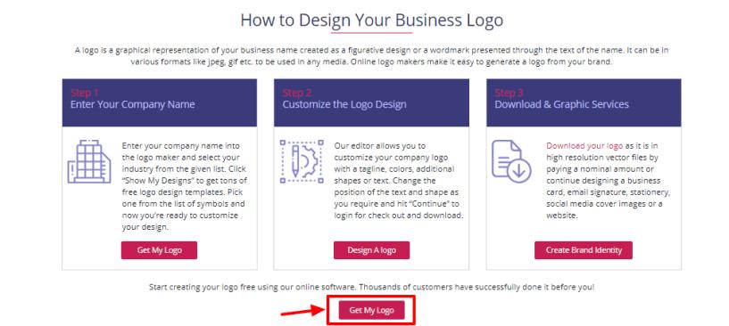 DesignMantic Review - how to design logo