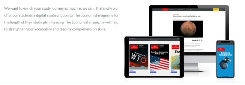 GRE Economist Review- Economist magazine