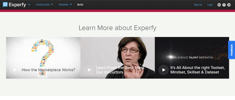 Experfy Review - learn more about experfy