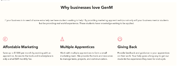 Taking On An Apprentice Can Help Grow Your Business-Why Business love Genm