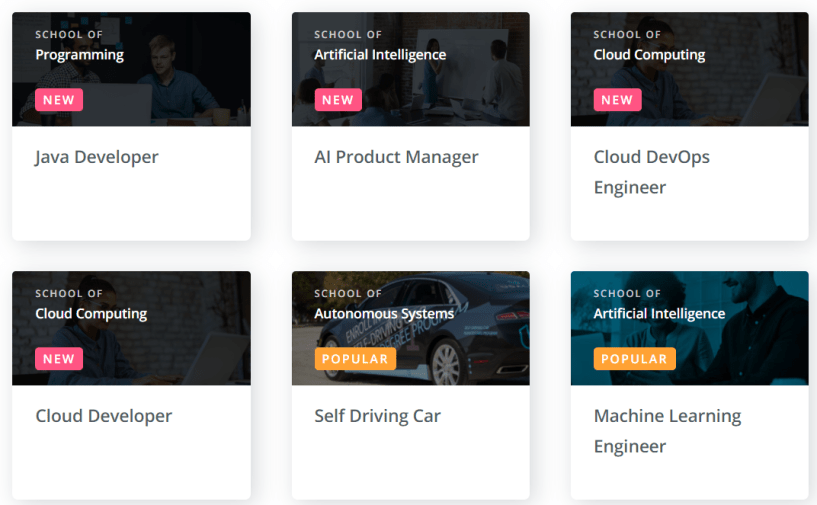 Udacity Review - Online Courses