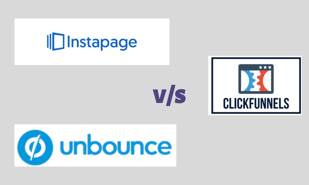 The Ultimate Guide To Instapage Vs Leadpages Vs Unbounce