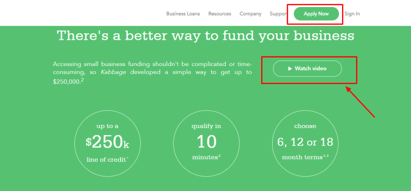 Kabbage Review - Small Business Funding Options