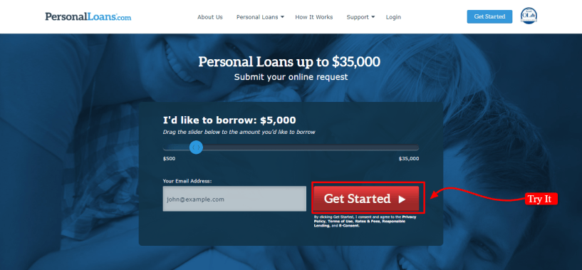 PersonalLoans Review- Fast Easy Loans For Any Reason