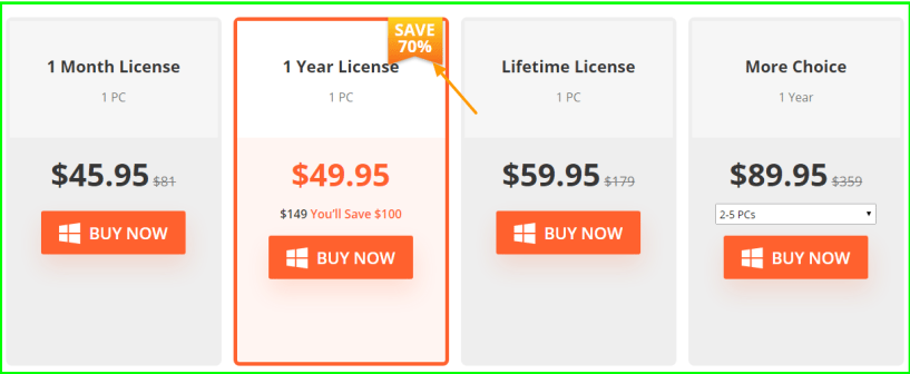 UltData- iPhone Data Recovery tool Review With Discount Coupon - Pricing Plan