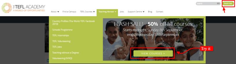 TEFL Academy Review- TEFL Internships