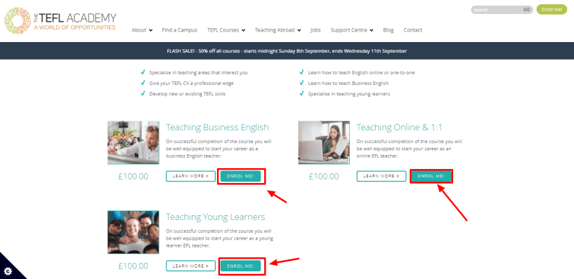 TEFL Academy Review - Top Up TEFL Courses