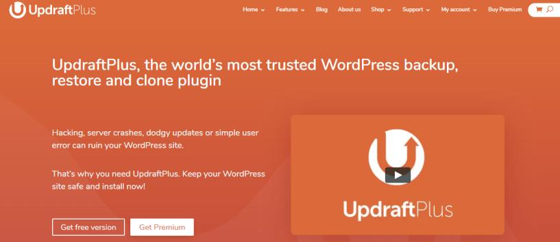 BlogVault or UpdraftPlus Compression Review- UpdraftPlus
