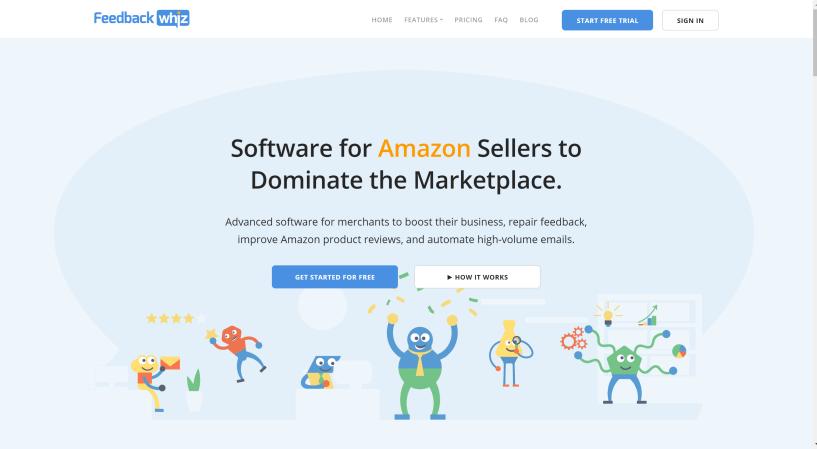 Feedbackwhiz automation tools