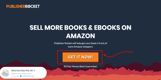 Publisher Rocket Review - Rocket Self Publishing Software to help find Kindle Keywords