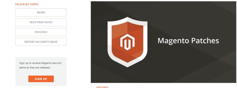 Top Reasons For Starting an Ecommerce Store With Magento- Security