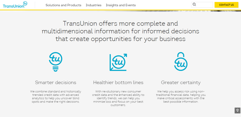 Transunion Review - Solutions