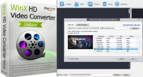 WinX HD incelemesi