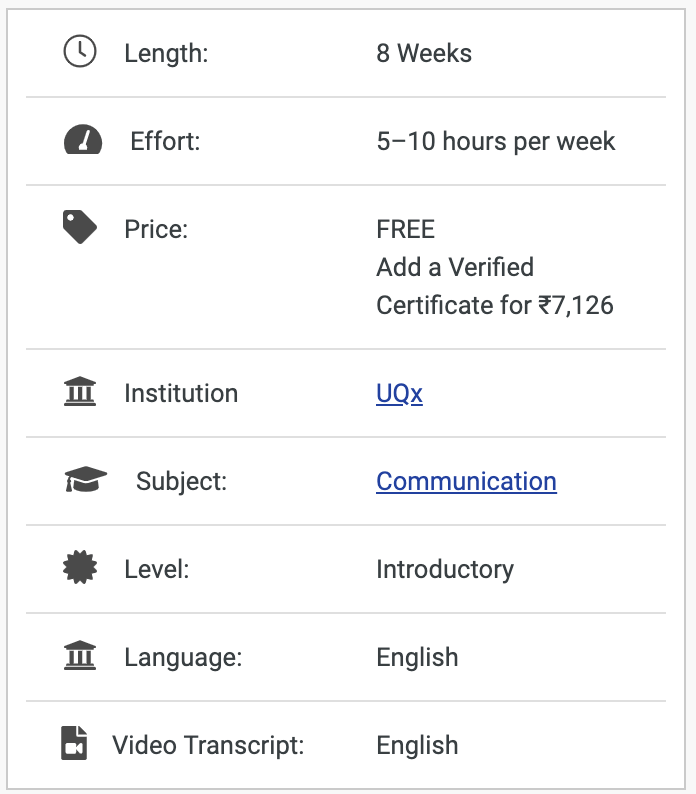 edX IELTS- Pricing
