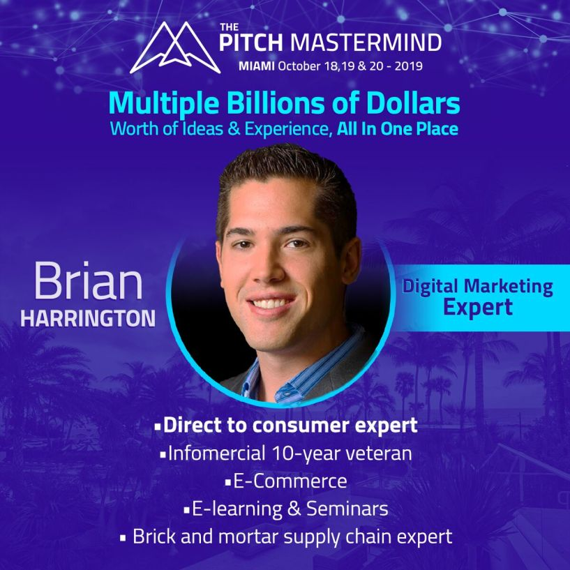 the pitch mastermind Brian