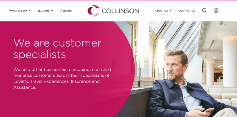 Collinson - Leaders of Global Loyalty and Benefits