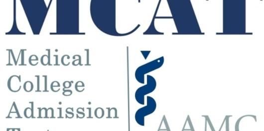 MCAT admission test