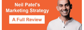 neil patel marketing Strategy reviews