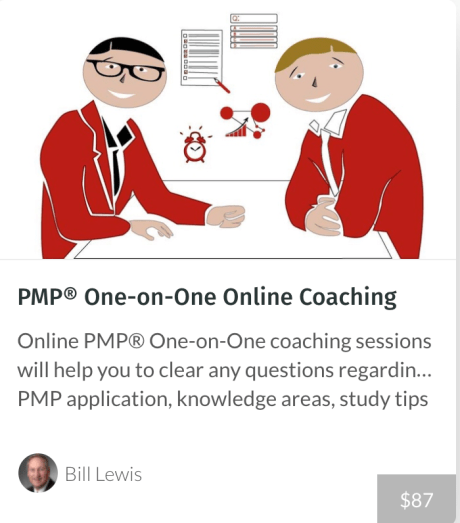PMP One On One- MOPA