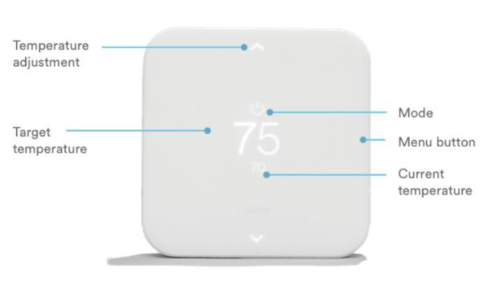 Vivint Element Thermostat