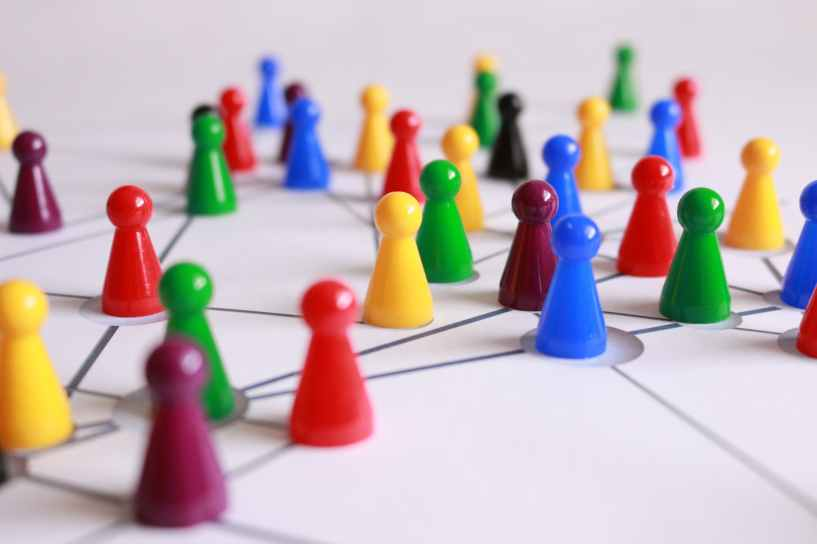 Build a Strong Network Around You