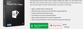 Video Repair Tool - Stellar Repair