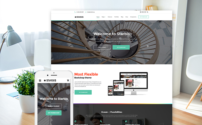 15 Top Rated HTML5 Templates for Multiple Purposes