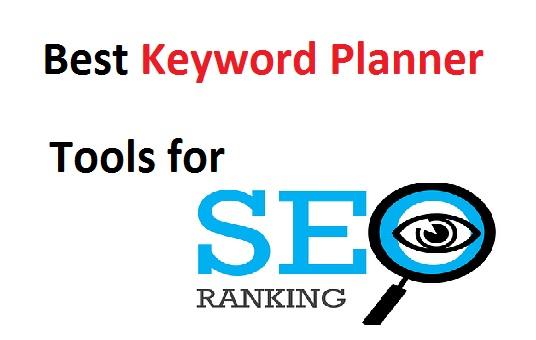 keyword planner site list.