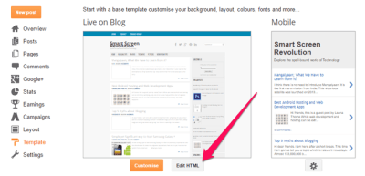 How to show post title before blog title on blogger blog to boost blogger edit template pronofoot35fo Images