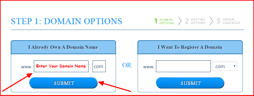 Hostwinds Promo Code (Domain Name Selection)