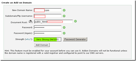 connect namecheap domain to hostgator