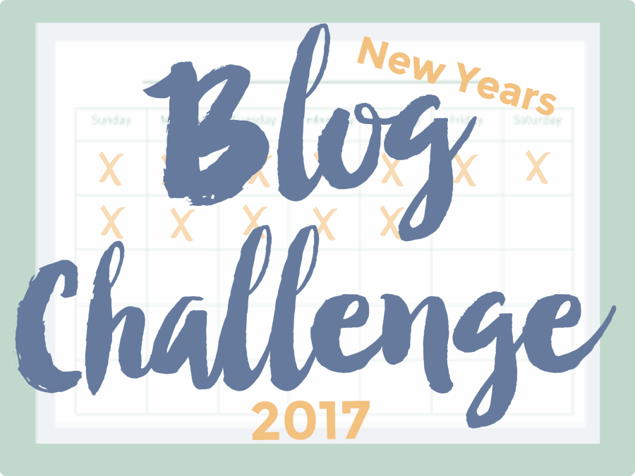 New Years 2017 Blog Challenge - bridging cultures through blogging